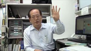 川越厚さん