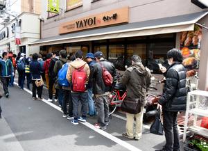 大阪・高槻「やよい軒」アイマス特需 聖地にファン行列