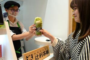 台湾で抹茶ブーム 火付け役は静岡や京都の店ではなく…