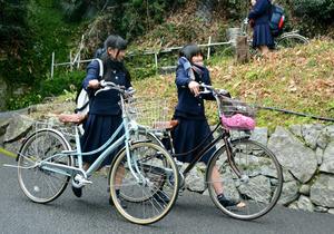 愛媛で人気絶大な自転車「ロココ」 全国販売台数の半分
