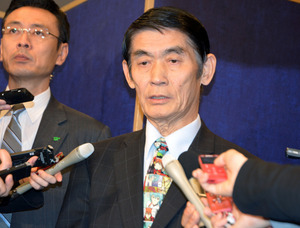 今村復興相、辞任へ 大震災「東北で良かった」と発言