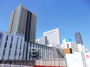 名古屋再開発、熱い伏見 タワマン半年で完売「記録的」