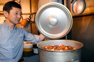 シータが料理した台所、実物大で再現 ジブリ美術館
