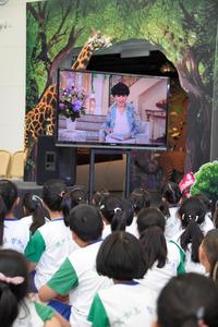 「トットちゃん」、中国で1千万部突破 北京で記念式典