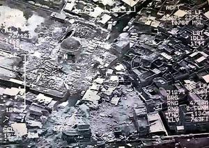 モスク爆破「IS敗北宣言も同然」 残党がテロの恐れも
