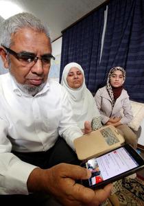 日本に逃れたロヒンギャ 「戻る場所ない」難民申請