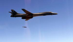米爆撃機、北朝鮮東方を飛行 「今世紀で最も北まで」
