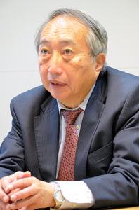 岡部信彦・川崎市健康安全研究所長