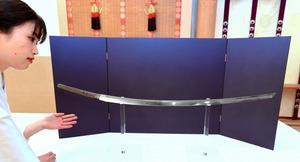最古級の日本刀、なぜ天井裏に?春日大社、80年前発見