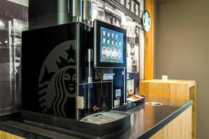 スタバ、職場向けコーヒーマシンに注力 500カ所増へ