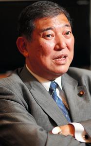 石破氏、首相の政治姿勢を批判 「党内の積み上げ無視」