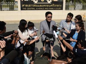 代理出産の子13人、日本人男性へ引き渡し認める タイ