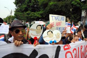 タイ、見えぬ民政移管 繰り返し総選挙先送り