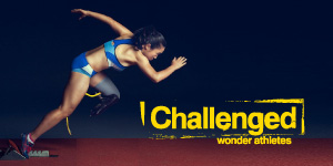 Challenged - wonder athletes