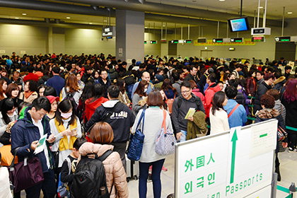 【Asahi.com article】【Today's English】Kansai Airport plans renovation to meet influx of foreign visitors