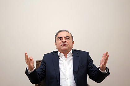【Asahi.com article】【Today's English】Part 1: Ghosn says can't wait decade for trial to clear name