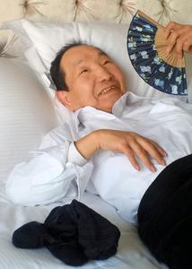 写真・図版 [PR] 「袴田事件」で死刑が確定していた袴田巌さん(78)が静岡地裁... 静岡)