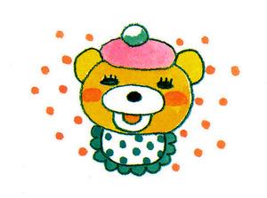 羽海野チカさん自画像