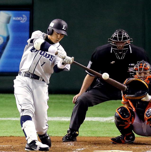 「プロ野球西武栗山無料写真」の画像検索結果