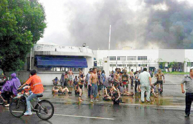 【国際】天津爆発、死者85人に=中国©2ch.net YouTube動画>5本 ->画像>41枚