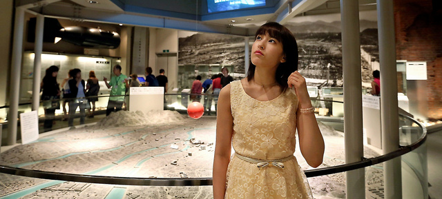 Translate48: AKB48's Hirata Rina's thoughts on Hiroshima nuked, and