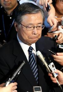 「汚染土最終処分は県外で」 福島知事、首相に要求