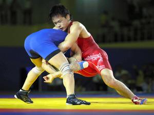 レスリング世界選手権 - World Wrestling Championships
