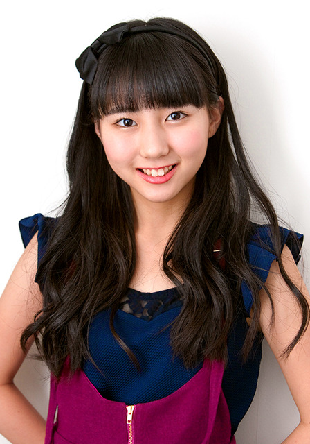 13歳。熊本県出身。小学生時代に応援団長を経験。多彩な表現ができるタレントを目指す=品田裕美撮影