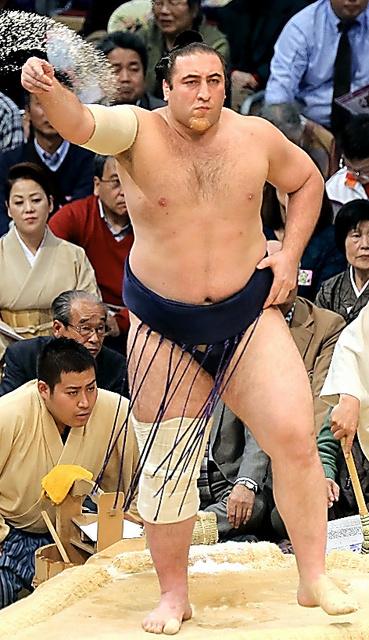 NAVER まとめ大相撲力士塩撒き画像まとめ