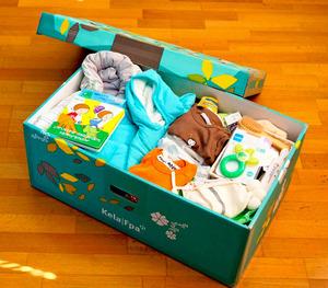フィンランド育児パッケージ に対する画像結果