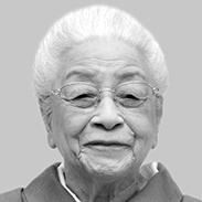 元衆院議員・園田天光光さん死去...