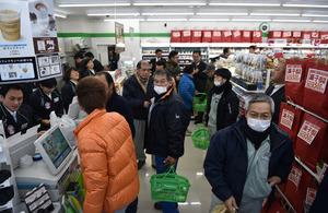 ファミマ、避難指示区域内初の24時間営業 福島・楢葉