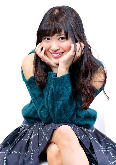 23歳。愛知県出身。チームK副キャプテンで女優としても活躍=遠崎智宏撮影