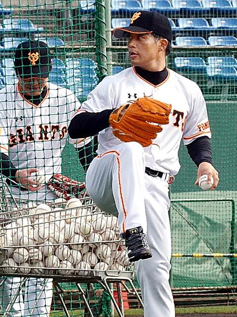 「藤井秀悟 打撃投手」の画像検索結果