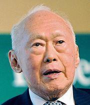 リー元シンガポール首相