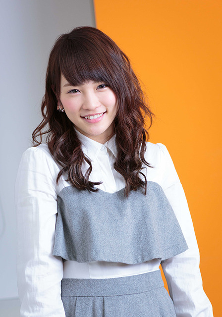 20歳。おバカキャラで歌もダンスも苦手だが、女優として開眼した=遠崎智宏撮影