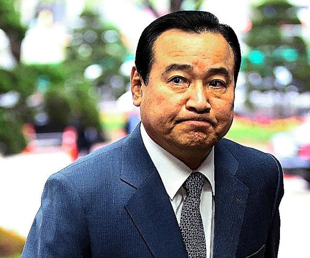 20日に辞意を表明した李完九首相