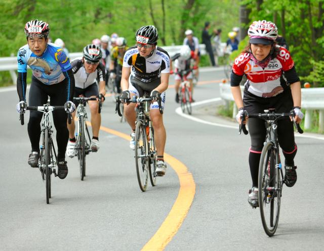 群馬)自転車レース榛名山ヒル ...
