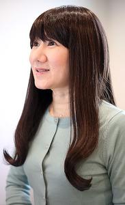 矢島晶子さん