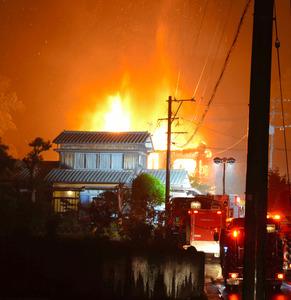 NAVER まとめ放火疑い元消防団員再逮捕 10年前死亡火災、福岡