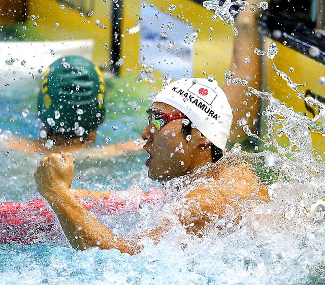競泳の日本記録一覧 - List of Japanese records in swimming