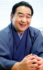 中村鴈治郎さん