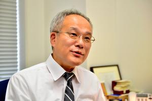 長谷部恭男・早稲田大教授