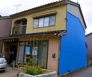 藤本さんの住居跡で、「藤子の ...