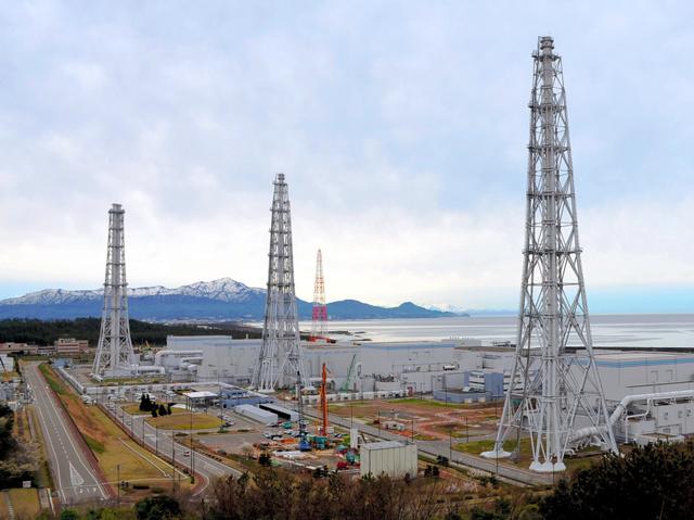 全7基の停止から3年半。避難計画の整備は遅れている=東京電力柏崎刈羽原発