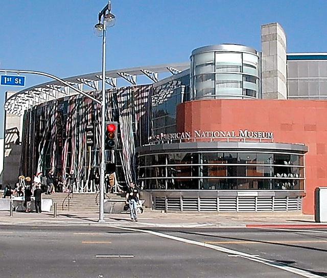 ロサンゼルスの全米日系人博物館