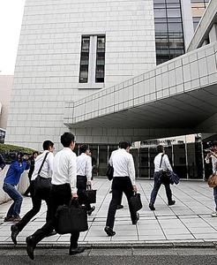 日歯連本部を捜索 東京地検特捜...