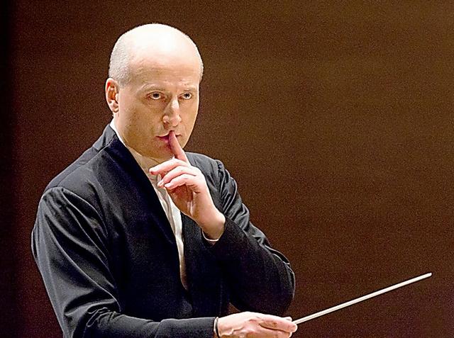 パーヴォ・ヤルヴィ「N響と高みへ」 楽団の個性生かす名匠、首席指揮者に就任:朝日新聞デジタル
