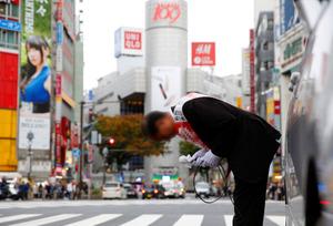 浪江町長選候補者、渋谷で演説 原発事故で町民3割県外