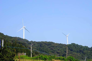 風車壊す「乱流」探れ 東芝と九大が影響分析へ 鹿児島